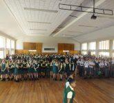 Hoërskool Vryheid High School Hall