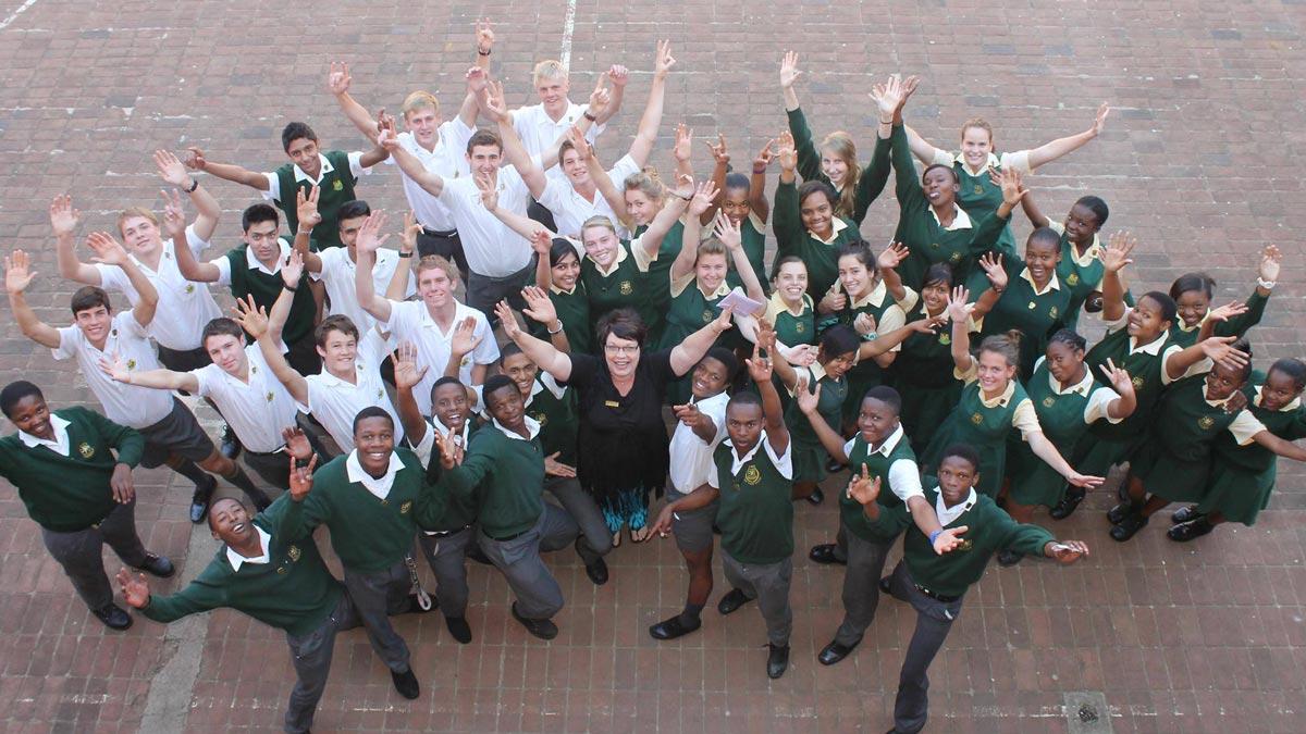 Hoërskool Vryheid High School - 12