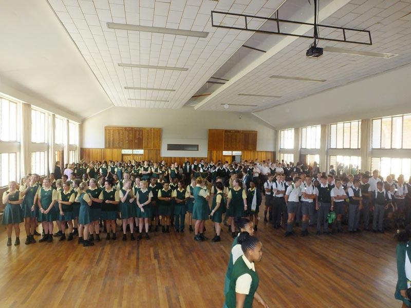 School Assembly 03
