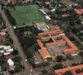 School from above