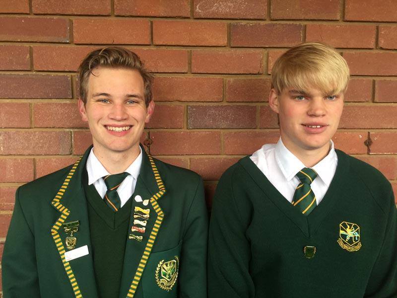 Science Boffins - Hoërskool Vryheid High School