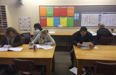 TEACHERS MARKING EXAMINATION PAPERS - Youth day