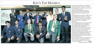 KZN's Top Matrics