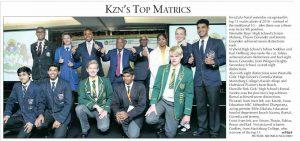 KZN's Top Matrics