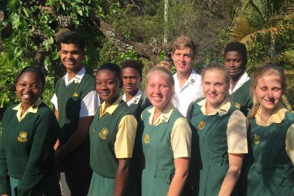 Vryheid High School PREFECTS 2018