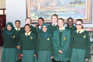 Vryheid High School - Top 10 - 2018