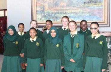 Vryheid High School - Top 10 - 2018