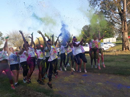 Colour Craze at VHS