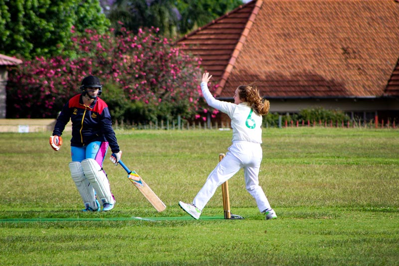 Vryheid High School Girls' Cricket