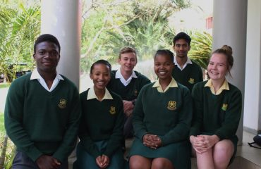 Vryheid High School Leaders 2019