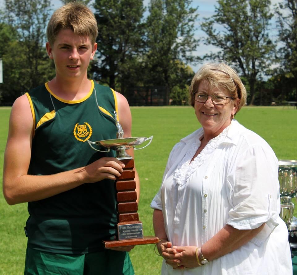Vryheid High School Athletics 2019 - 05