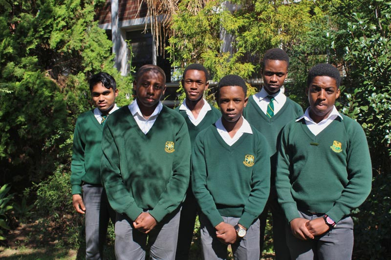 Vryheid High School - CHESS CHAMPIONS