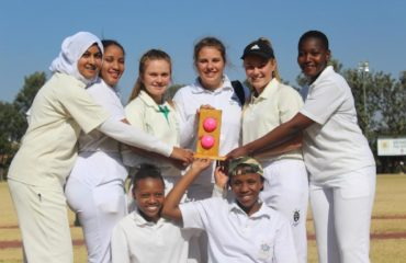 VHS Cricket Girls win Super 8