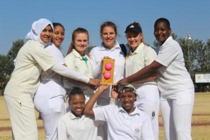 VHS Cricket Girls win Super 8