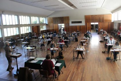 Covid-19 Pandemic at School Exams. New Normal