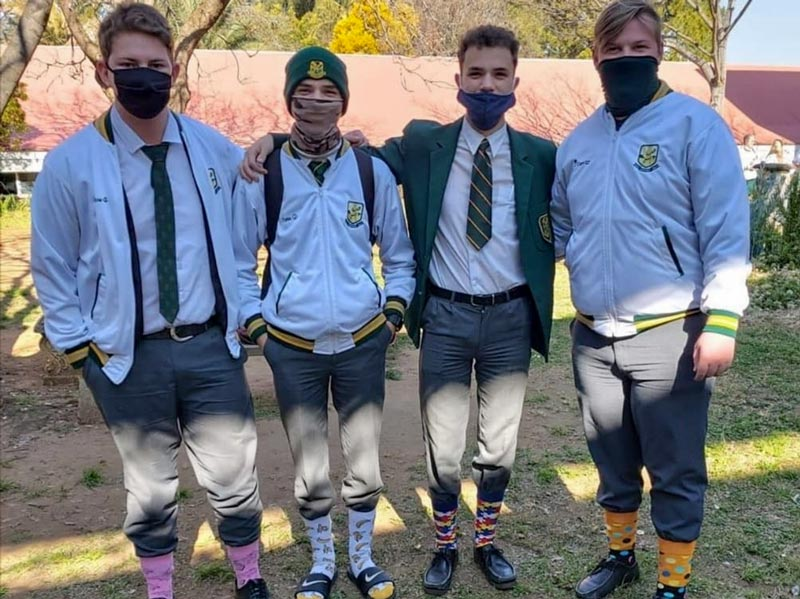 Hoërskool Vryheid High School - Covid-19
