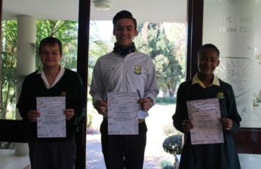 Academic Olympiad success at Vryheid High School