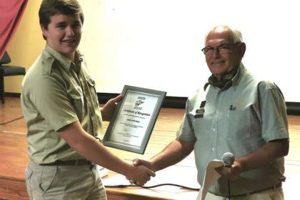 Vryheid-High-School-Certificate-of-Recognition-Jano-Strydom