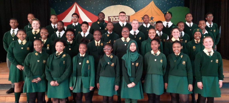 Vryheid High School Prefects 2021
